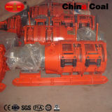 2jp-15 Double Drum Electric Scraper Winch with Ce Certification