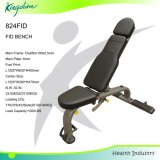 Fitness Equipment/Fid Bench/Gym Equipment Bench/Commercial Fid Bench