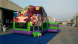 New Design Cheap Inflatable Inside out Theme Bouncy Castle