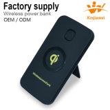 Factory Supply Wireless Power Bank 6, 000mAh Portable Power Bank
