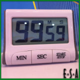 Classic Good Quality New Desk Mini LCD Timer Clock, Wholesale Nice Desk Timer Clock for Student G20b163