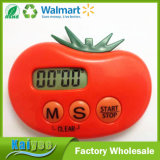 Wholesale Custom Cute Tomato Style Electrical Digital Kitchen Timer