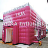Inflatable Exhibition Tent All Print Logo for Trade Show