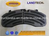 Eurotek/Landtech Truck Parts Brake Pad Wva 29087/29202/29278/29253