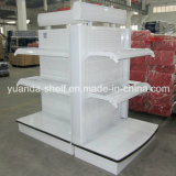 Supermarket Cosmetic Store Use Goods Display Glass Shelf