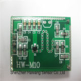 Factory Price Wireless Doppler Radar Sensor Module (HW-M10-01)