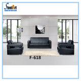 Office Furniture Leather Luxury Sofa Sets (KBF F618)