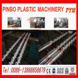 Pelletizing Plastic Extruder Screw and Barrel