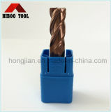 Good Quality Low Price HRC50 Tisin Flat End Mill