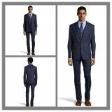 Italian Style Bespoke Tailor Elegant Men′s Cashmere 3PCS Suit