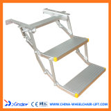 Es-F-D-600 Aluminum Electric Double Folding Step with CE Certificate
