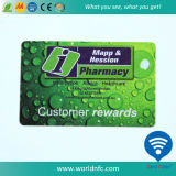 Low Frequency 125kHz off-Setting RFID Em4200 Contactless Smart PVC Card