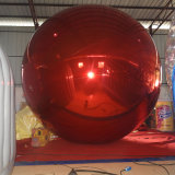 Inflatable Red Decoratiive Balloon for Show / Party / Disco