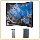 Magnetic Pop up Display, Popup System, Banner Stand