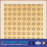 Interior B1 Fire Retardant MDF Sound Absorb Wall Board