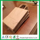 Custom Printed Grade Brown Food Paper Bag