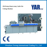Low Price Zm-320 Rotary/Semi-Rotary Label Die Cutter Machine with Ce