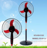 Electrical Stand Fan with Round Base-16inch