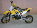 125CC Dirt Bike, 4 Stroke Electric Start Dirt Bike