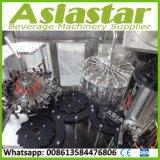 Automatic PLC Control Juice Beverage Glass Bottle Machine Filling Line