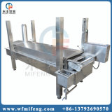 Automatic Potato Banan Yam Chips Continuous fryer Frying Machine