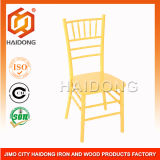 Yellow Kids Wooden Chiavari Chair Tiffany Chair