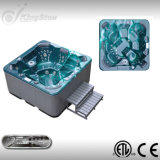 Surfing Acrylic Outdoor SPA for 7 Person (JCS-32)
