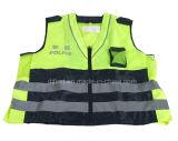 High Visibility Reflective Safety Vest with En471 (DFV1016)