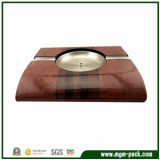 Top Glossy Finishing Promotional Gift Wooden Cigar Ashtray