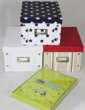 Folded Home / Office Storage Box / DVD Storage Box