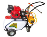 Hand Push Type Gasoline Engine Garden Power Sprayer (CY-55L)