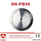 Hyundai Elevator Push Button (SN-PB30)