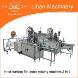 Automatic Inner Earloop Mask Making Machine 2 in 1