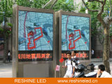 Indoor Outdoor Portable Digital Advertising Media LED Display Screen/Player/Poster (floor stand)
