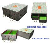 Paper Gift Box, Colorful Tea Paper Box, Storage Boxes