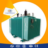 China Manufacture Three Phase 10kVA Oil Immersed Electric Power Transformer