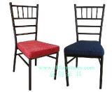 Fixable Cushion Metal Chiavari Chair for Wedding (YC-A69)