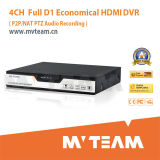 New Economical 4CH D1 DVR with HDMI Output (MVT-6304H)