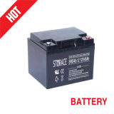 Storage Solar Battery ,12V 45ah SLA Battery