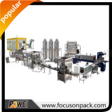 2000bph 4000bph Automatic Pure Drinking Pure Mineral Water Production Line