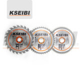 High Quality Kseibi Circular Saw Blades with Tct in Teeth for Aluminum Cutting