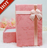 Wholesale Colored Jewelry Box Gift Box Square Box Ring Box P25021