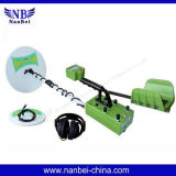 (4.5M-5M UNDERGROUND) LED Display Metal Detector for Gold and Silver