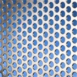 Aluminium Alloy Perforated Metal Mesh with Round Hole