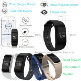 Bluetooth 4.0 Smart Bracelet with Blood Pressure Function (A09)