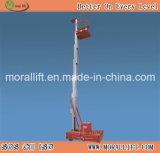 Single Mast Aluminum Alloy Work Platform