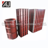 Construction Steel Concrete Plain Formwork, Guangzhou Manufacturer