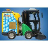 Chd5020tsl Road Cleaning Used Street Sweeper
