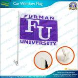 University Car Flag, Car Window Mounted Flag