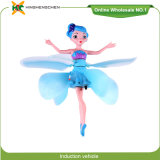 Fairy Induction Aircraft Toy RC Helicopter with Remote